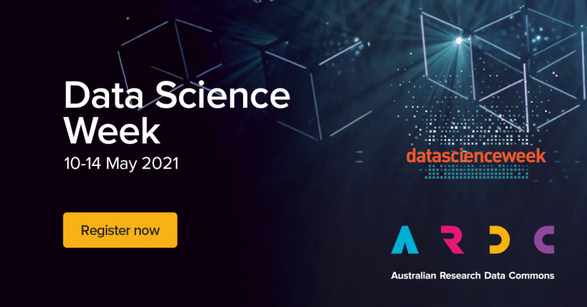 Data Science Week 2021 with ARDC - Register now