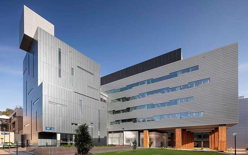 University of Wollongong, Molecular Horizons Building, research facility.
